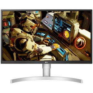 LG 27UL550 68,6 cm (27 Zoll) 3840 x 2160 Pixel 4K Ultra HD LED Silber