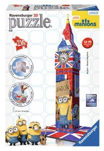 Big Ben Minions Edition 3D Puzzle-Bauwerke
