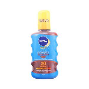Feuchtigkeitsspendendes Spray Spf 20 Nivea 3557