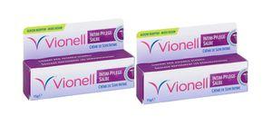 Vionell Intim -Pflege-Salbe 15ml 2er Pack