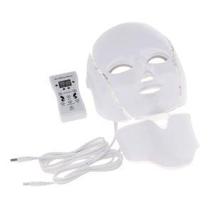 1 x Gesichtshalsmaske,1 x Controller,1 x Adapter,1 x Benutzerhandbuch Englisch