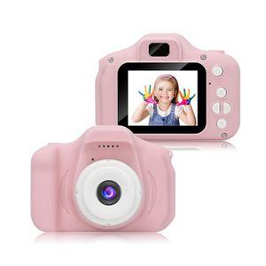 HD-Kamera für Kinder, kleine Spiegelreflexkamera, Foto und Video, Spielzeug für Kindergeschenke