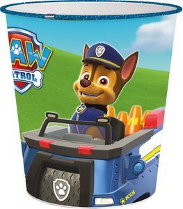 Nickelodeon papierkorb Paw Patrol junior 10 Liter 22,5 cm blau