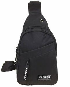Crossbag Damen Herren Brusttasche Sport Umhängetasche Freizeit Schultertasche