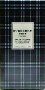 Burberry Brit for Men Eau de Toilette 100 ml