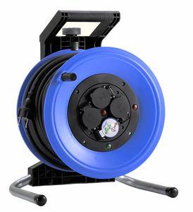 HEDI K340NTF Kabeltrommel Professional Plus 320 40 m 3x1,5 mm² für Außen ***NEU***