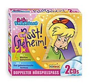 Bibi Blocksberg - CD-Box: Psst! Geheim!