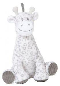 Vaco kuscheltier Rafi-Giraffe 20 cm Polyester weiß