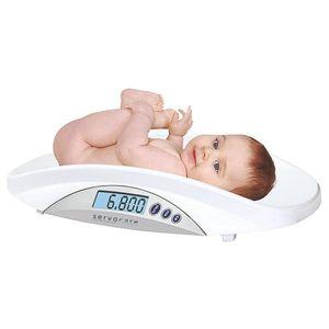 SERVOCARE Digitale Babywaage 1 Stück