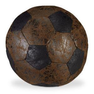 relaxdays Türstopper Fußball
