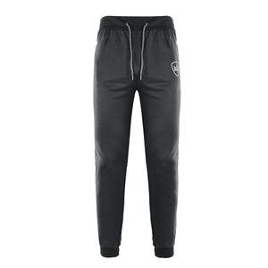 Sommermode Herren Trainingsanzug Slim Fit Casual Sport Jogginghose Hose Größe:M,Farbe:Dunkelgrau