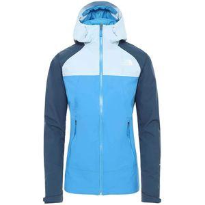 THE NORTH FACE Stratos Outdoorjacke Blau - Damen, Größe:XS