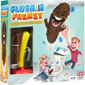 Mattel Kinderspiel Kacka-Alarm