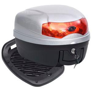 vidaXL Motorradkoffer 28 L für 1 Helm