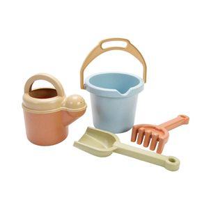 dantoySandspielsetKunststoff, 90 % Zuckerrohr, spülmaschinengeeignet, mehrfarbig, 4-teilig (1 Set)