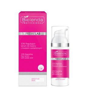 Supremelab - Nachtpflege Sensitive Skin 10% Regulierendes Gesichtsserum mit Azelainsäure 50 ml