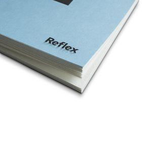 Schoellershammer FineArt Aquarellblock by Reflex Studioline, DIN A4, 300g/qm, 30Blatt/Block, Spiralbindung, perforiert