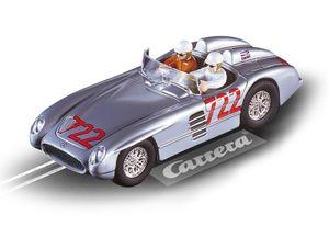Carrera Evolution - 25421 Mercedes-Benz 300 SLR Mille Miglia 1955 Nr. 722