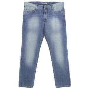 22024 Mac Jeans, Arne,  Herren Jeans Hose, Denim ohne Stretch, blue used, W 38 L 34