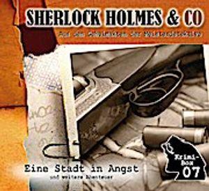 Sherlock Holmes & Co - Die Krimi Box 7