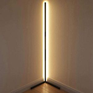 LED Stehlampe Eck Stehlampe Stehlampen,Moderne Minimalistische Stehlampe Wohnzimmer Dekoration