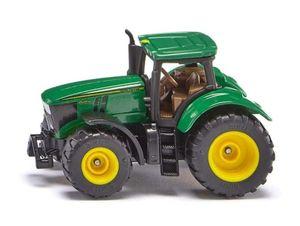 Siku John Deere 6250R Traktor 6,7 cm Stahl grün/gelb (1064)