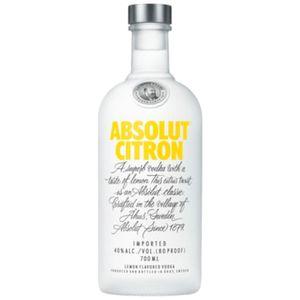 Absolut Vodka Citron | 40 % vol | 0,7 l