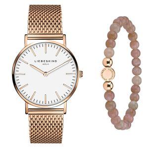 Liebeskind Berlin Uhr & Armband Set LS-0014-MQB