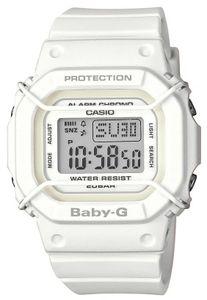 Casio Digital Damen Uhr Baby-G BGD-501-7ER weiß