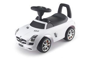 Mercedes SLS AMG Rutschauto Kinderauto Bobby Car Rutscher 6 Songs