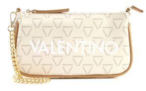 VALENTINO BAGS Liuto Pochette Ecru / Multi