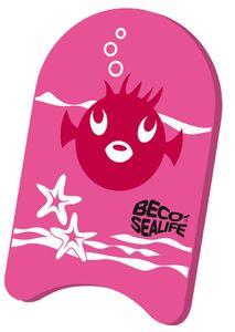 Beco-Sealife Kick Board Schwimmbrett pink