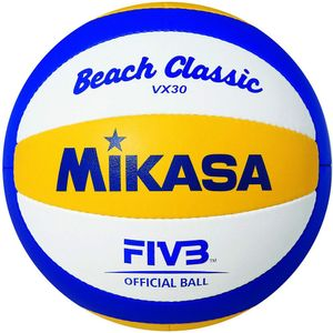 Mikasa Beach Classic VX30 blau-gelb-weiss 5
