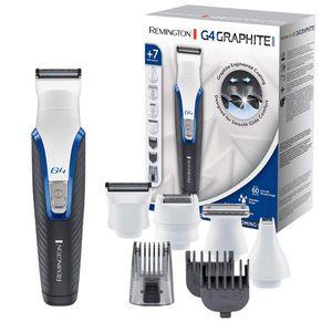 REMINGTON Personal Groomer PG4000 G4 GraphiteSeries Haarschneider Körperrasierer