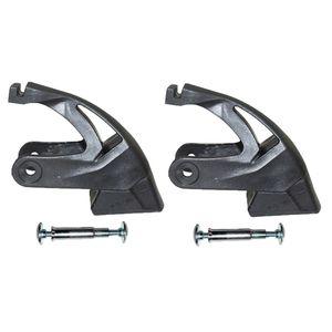 2x Universal Inliner Bemsen universal Bremsstopper Inliner Skate Bremse