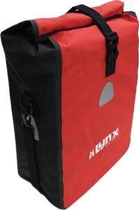 Lynx Packsack Tarpaulin 21 Liter rot