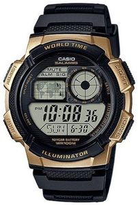 Casio AE-1000W-1A3VDF quarzwerk Herren-Armbanduhr
