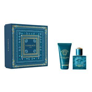 Versace Eros Pour Homme Giftset Edt Spray 30ml/Shower Gel 50ml