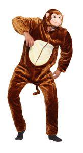 Deluxe Affen-Kostüm, Größe:L