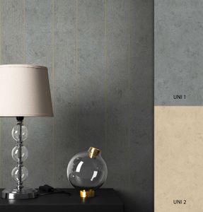 Streifentapete  Grau   Modern Landhaus  Streifen Linien  Nichole Muster