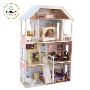 KidKraft Puppenhaus Savannah inkl. 14 Möbelstücken; 65023