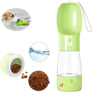 2 in 1 dog water bottle, dog water bottle, portable pet water bottle, dog water bottle, dog water bottle, portable pet water bottle, dog drinking bottle on the go.