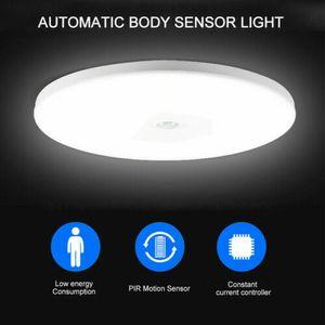 LED Deckenlampe mit Bewegungsmelder Sensor 12W Deckenleuchte Flurlampe Lampe