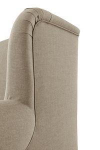 Max Winzer Mareille Big-Sessel inkl. 2x Zierkissen 55x55cm + 40x40cm - Farbe: sahara - Maße: 103 cm x 149 cm x 103 cm; 2902-754-1645253-F09