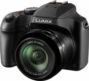 Panasonic Lumix DC-FZ82 - 18,1 MP - 4896 x 3672 Pixel - MOS - 60x - 4K Ultra HD - Schwarz