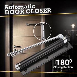 Türschließer Einzelfeder einstellbarer automatischer Türschließer aus Edelstahl SJJ91026002