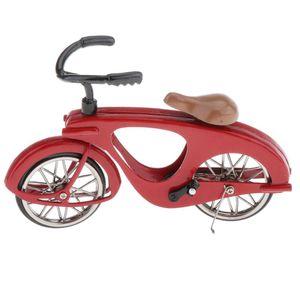 1 Stück 1:14 Rennradmodell rot Fahrradmodell 12,3 x 3,5 x 8,5 cm Keine Angabe