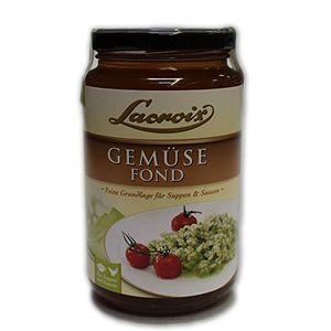 Lacroix Fond mit Gemüsearoma für Suppen und Soßen (400ml Glas)
