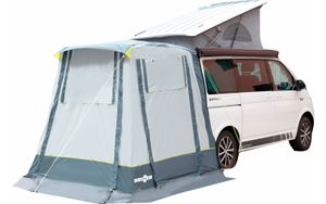 BRUNNER Buszelt Comet - Heckzelt VW T5-T6 Bus Vor Zelt SUV Van Camping 3000 mm