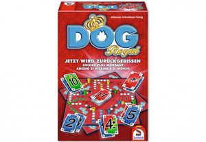 Schmidt Spiele Familienspiel Taktikspiel DOG Royal 49267